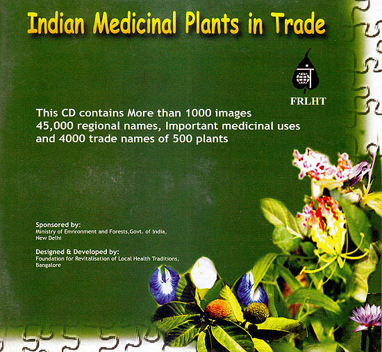 Indian Medicinal Plants in Trade (CD Rom)