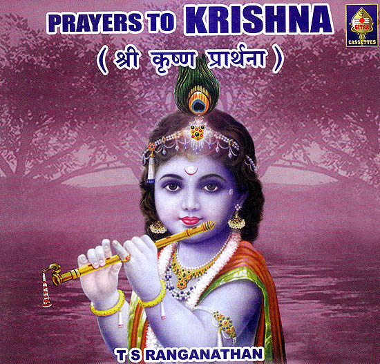 Prayers To Krishna (Audio CD)