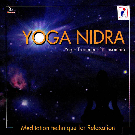 Yoga Nidra: Yogic Treatment For Insomnia (Audio CD)