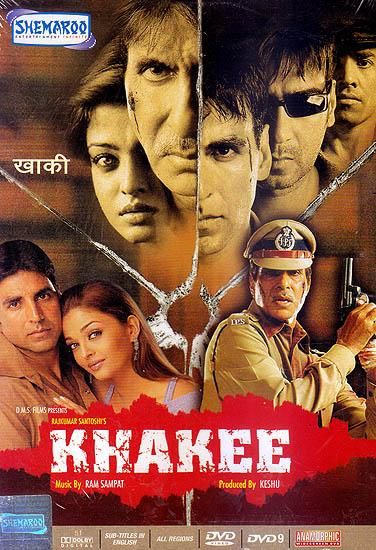 Khakee (DVD)
