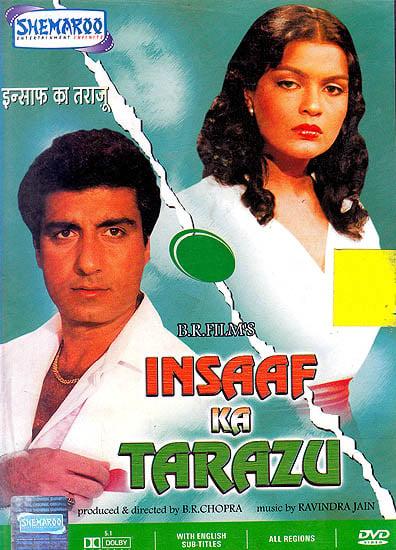 The Scales of Justice, Insaaf Ka Tarazu (DVD)