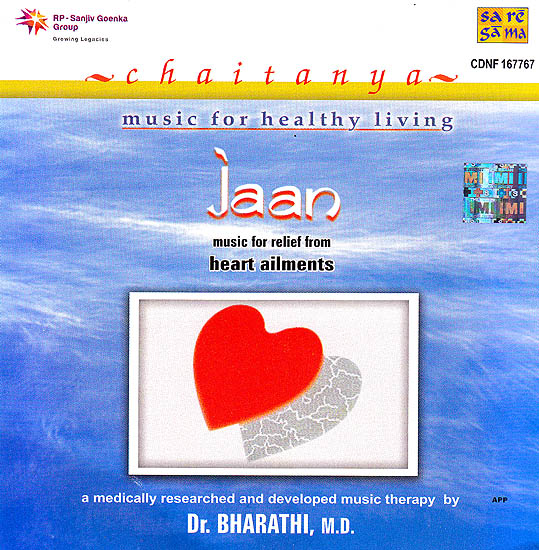 Jaan: Music For Relief from Heart Ailments (Audio CD)