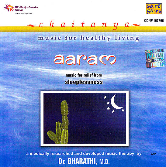 Aaram: Music For Relief From Sleeplessness  (Audio CD)
