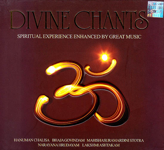 Divine Chants: Spiritual Experience Enhanced by Great Music (Audio CD)