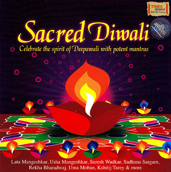 Sacred Diwali: Celebrate The Spirit of Deepawali With Potent Mantras (Audio CD)