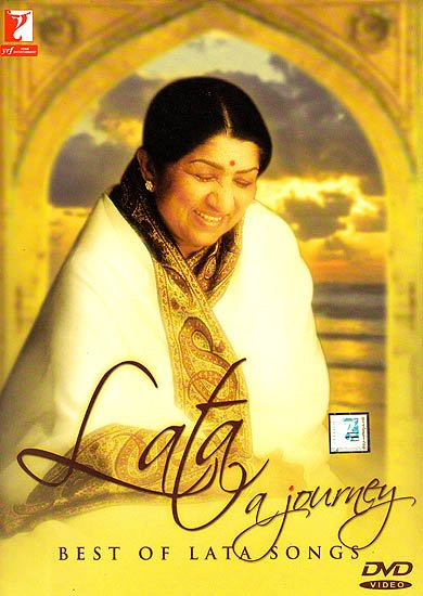 Lata A Journey: Best of Lata Songs (DVD)