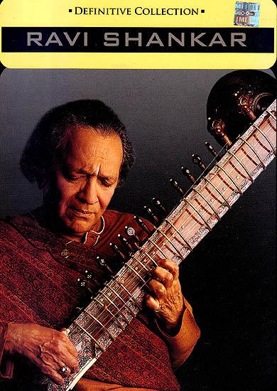 Ravi Shankar: Definitive Collection (Set of 3 Audio CDs)