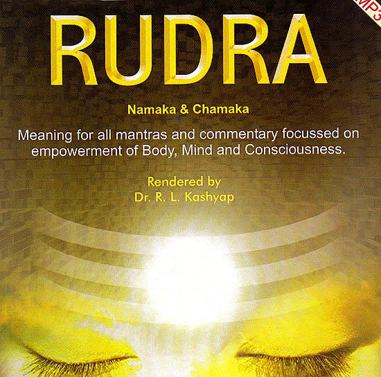 Rudra: Namaka & Chamaka: Meaning for All Mantras plus Commentary (MP3)