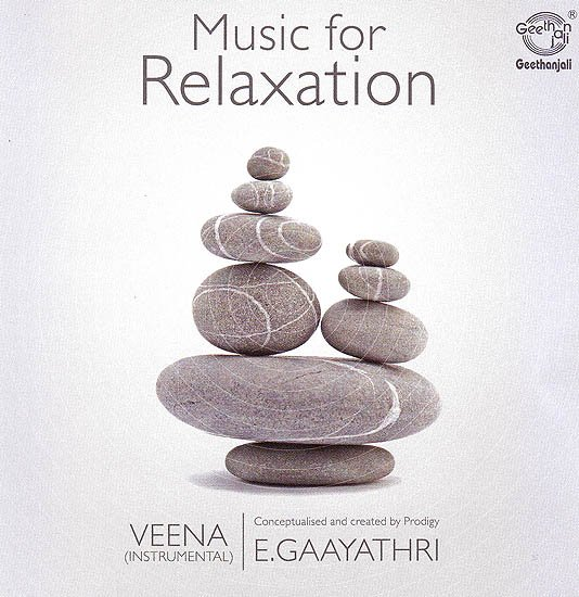 Music For Relaxation: Veena Instrumental (Audio CD)