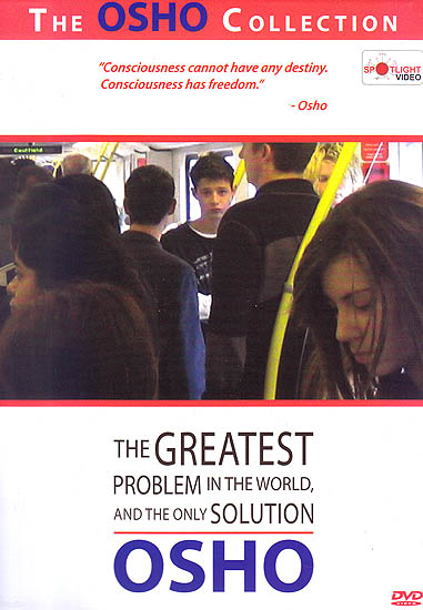 The Greatest Problem In The World And The Only Solution: With Booklet Inside (DVD)