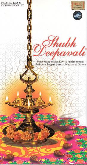 Shubh Deepavali (Booklet Inside) (Set of 2 Audio CDs)