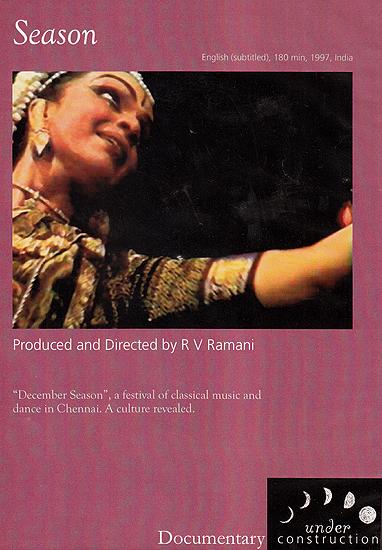 Season: A Festival of Classical Music and Dance in Chennai (DVD)