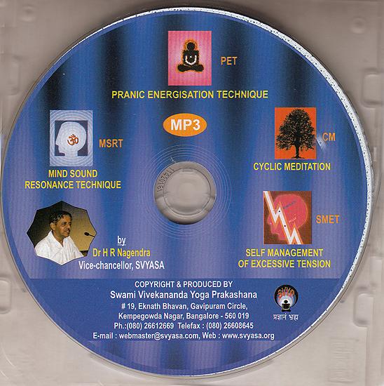 Pranic Energisation Technique (MP3)