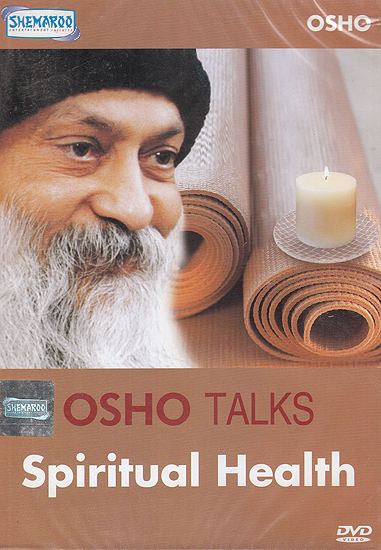 Osho Talks: Spiritual Health  (DVD)