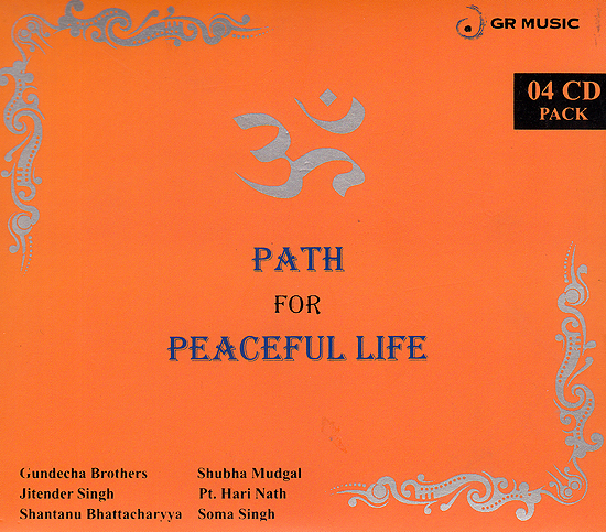 Path For Peaceful Life (Set of 4 Audio CDs)
