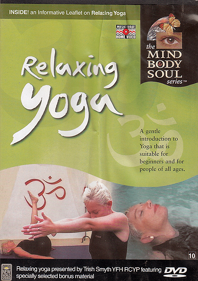 Relaxing Yoga: A Gentle Introduction to Yoga (DVD)