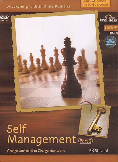Self Management: Awakening With Brahma Kumaris (Part 2)  (Set of 4 DVDs)