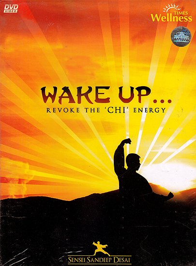 Wake Up: Revoke The 'Chi' Energy (DVD)