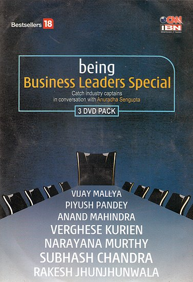 Being Business Leaders Special (Set of 3 DVDs)