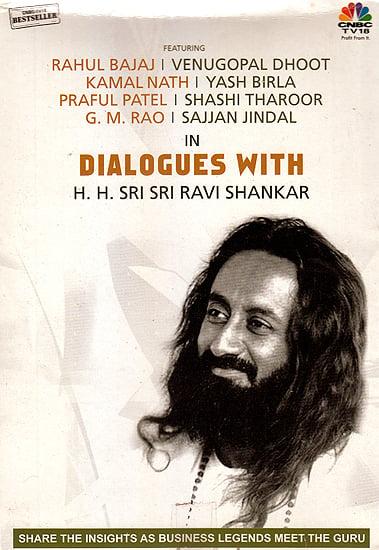 Dialogues With H.H. Sri Sri Ravi Shankar (Set of 4 VCDs)