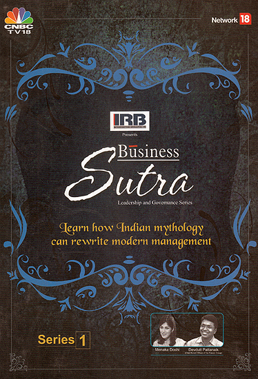 Business Sutra: Learn How Indian Mythology Can Rewrite modern Management (Series I) (DVD)