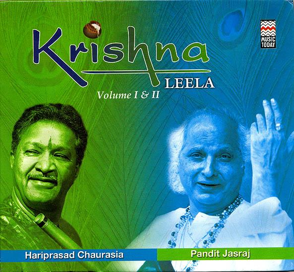 Krishna Leela: Volume I & II (Set of 2 Audio CDs)