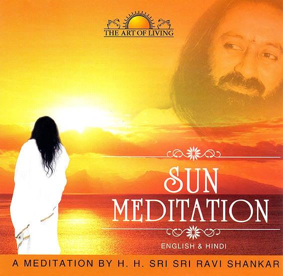 Sun Meditation (Audio CD)