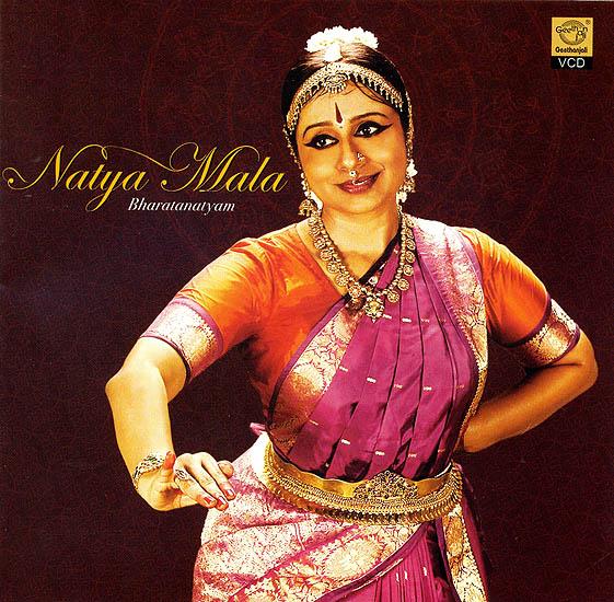 Natya Mala (Bharatanatyam) (VCD)