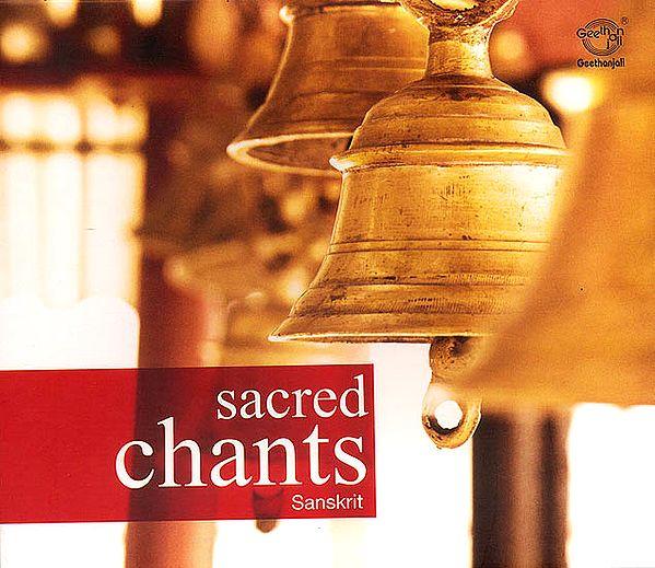 Sacred Chants: Sanskrit (Audio CD)