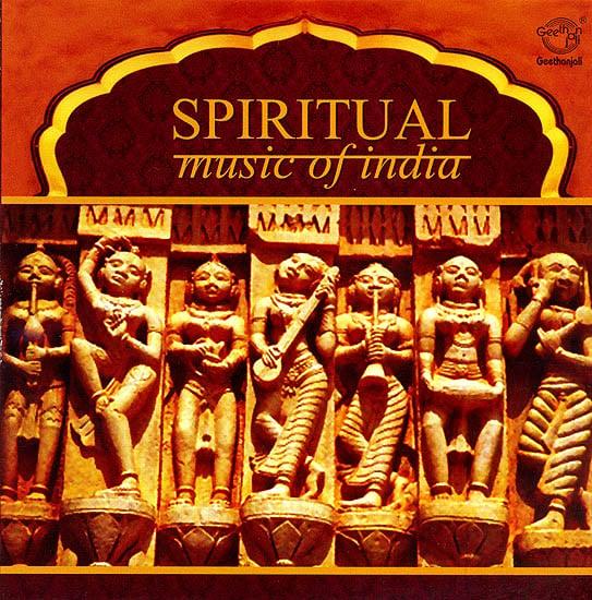 Spiritual Music of India (Audio CD)