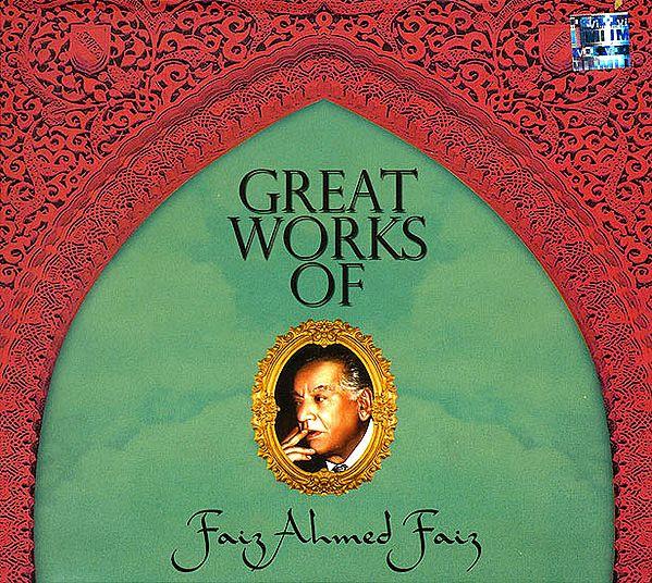 Great Works of Faiz Ahmed Faiz (Set of 3 Audio CDs)