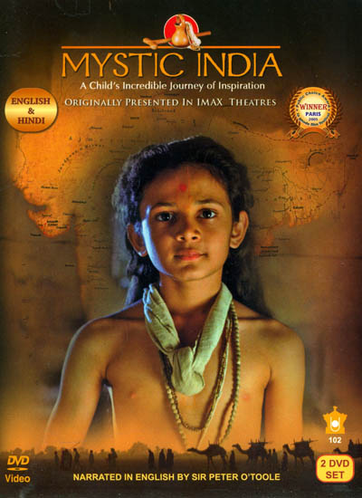 Mystic India: A Child's Incredible Journey of Inspiration Originally Presented in IMAX Theatres (Set of 2 DVDs)