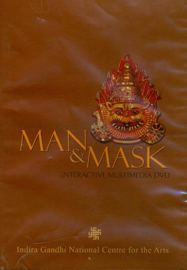 Man and Mask (Interactive Multimedia DVD)