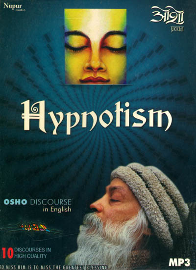 Hypnotism: Osho Discourse in English (MP3 Audio CD)