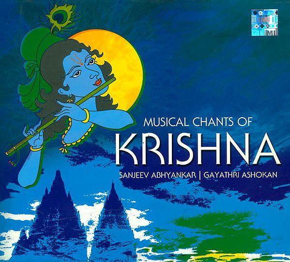 Musical Chants of Krishna (Audio CD)