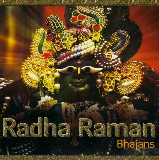 Radha Raman Bhajans (Audio CD)