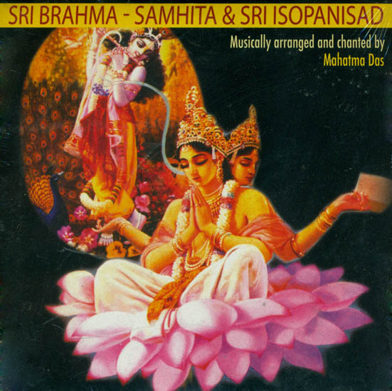 Sri Brahma – Samhita and Sri Isopanisad (Audio CD)