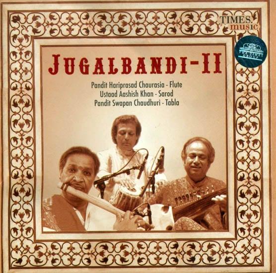 Jugalbandi -II (Audio CD)