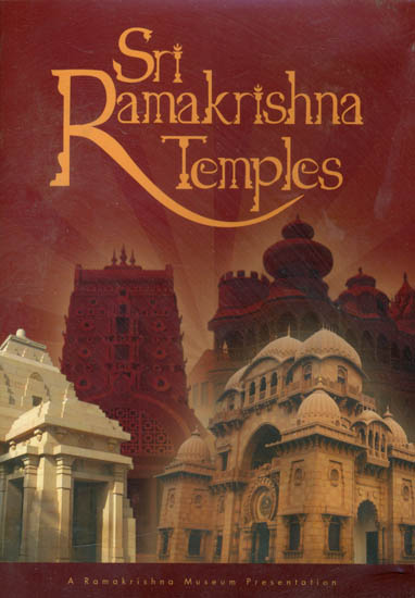 Sri Ramakrishna Temples (DVD)