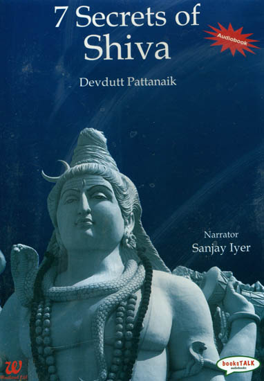 7 Secrets of Shiva (Audiobook MP3 CD)