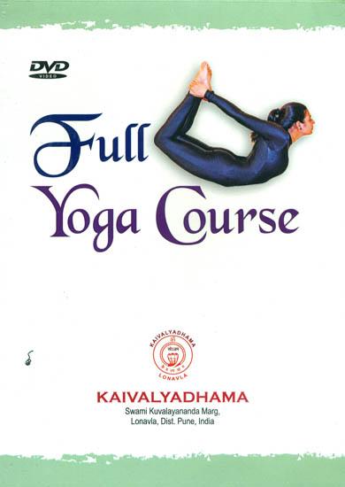 Full Yoga Course (DVD)