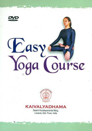 Easy Yoga Course (DVD)