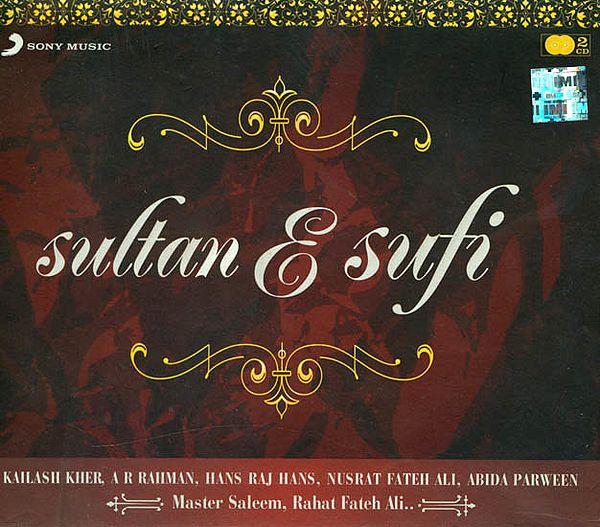 Sultan E Sufi (Set of 2 Audio CDs)