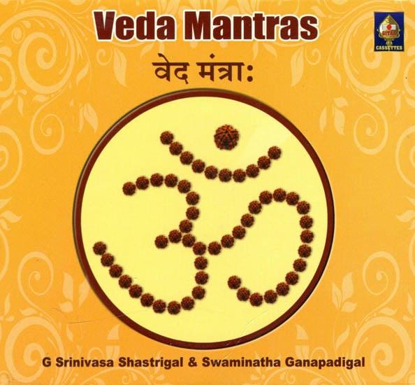Veda Mantras (Audio CD)