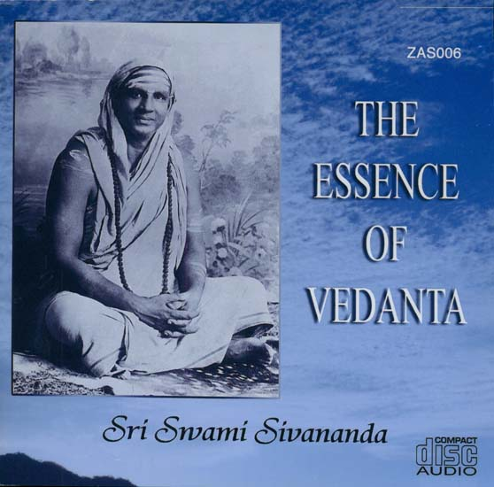 The Essence of Vedanta (Audio CD)