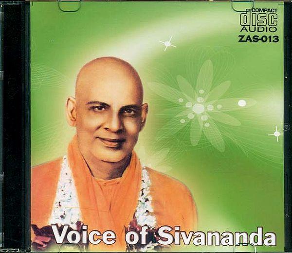 Voice of Sivananda (Audio CD)
