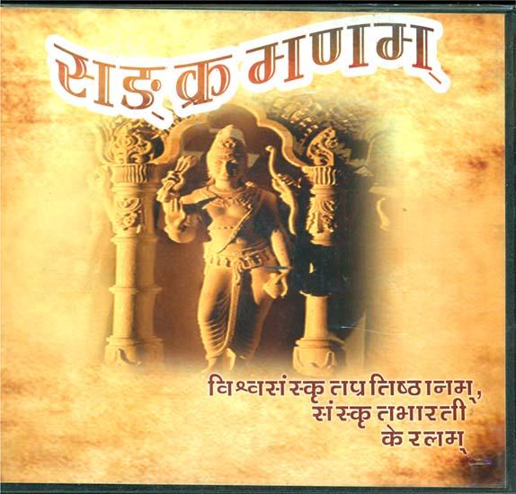 संगक्रमणम: Sanskrit Poems (Audio CD Sanskrit Only)