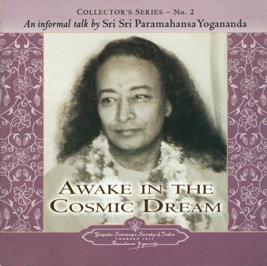Awake in The Cosmic Dream (Audio CD)