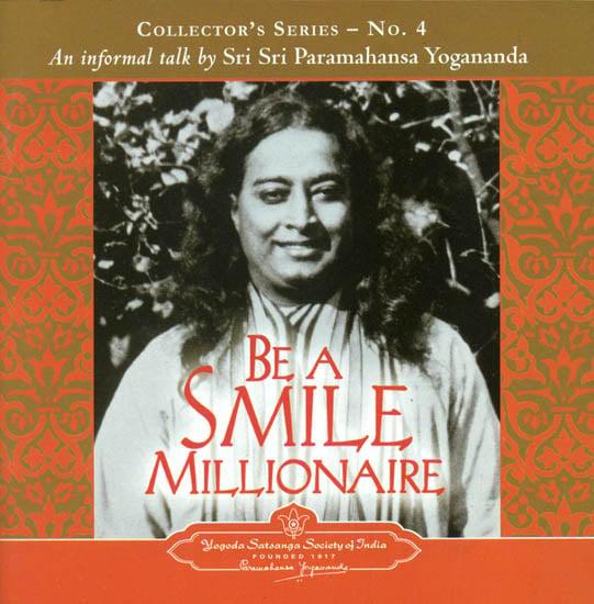 Be A Smile Millionaire (Audio CD)