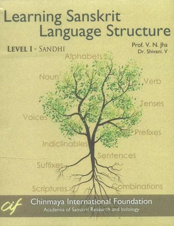 Learning Sanskrit Language Structure - Level I (A Set of 15 DVDs)